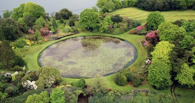 1. Round Pond aerial