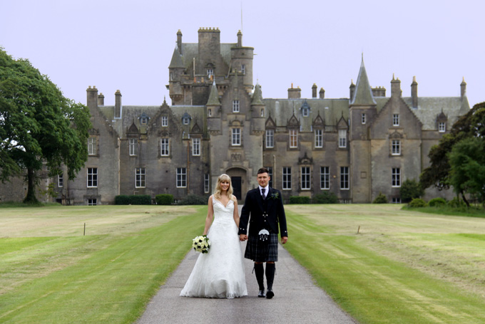 Fancy Getting Married In A Scottish Castle